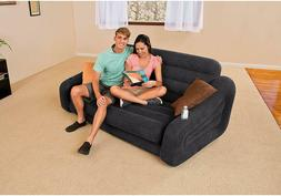 FUTON COUCH BED SECTIONAL SLEEPER SOFA LIVING ROOM FURNITURE