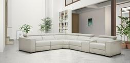 j and m furniture picasso silver gray