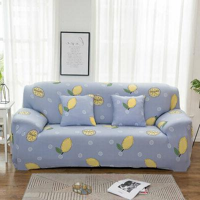 1-4 Sectional Slipcover Stretch Corner Sofa Protector