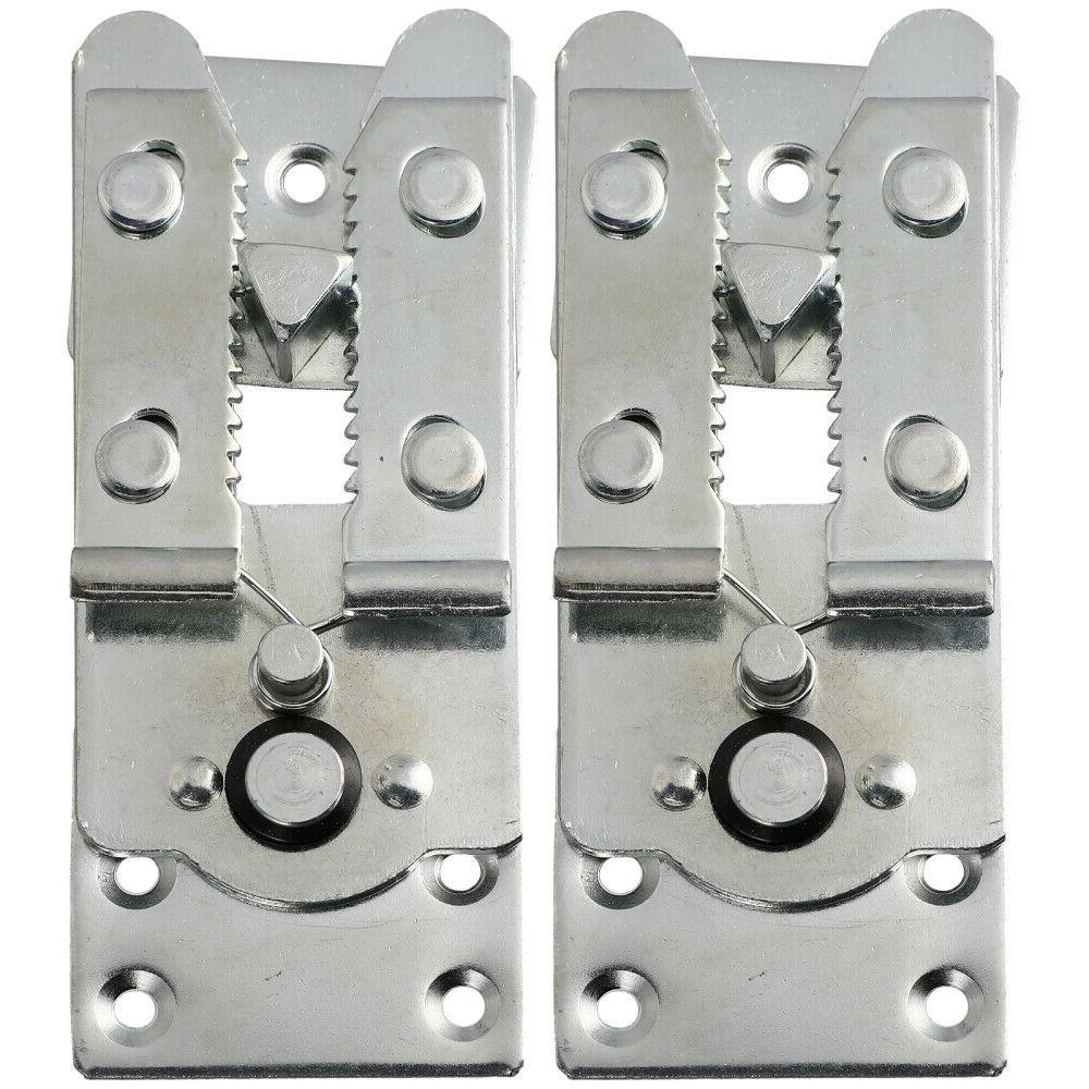 2 Sectional Connectors Furniture Clips Joint Crocodile Clip