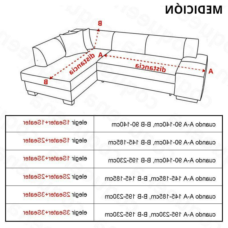 2 pieces for L Shaped Room Universal