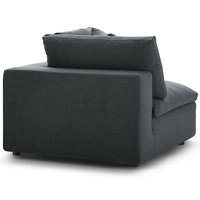 Modway Commix Down Filled Sofa