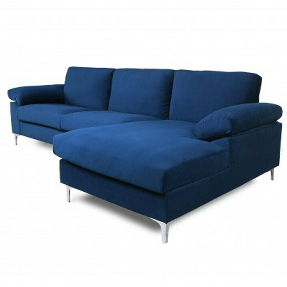 Convertible Sectional Reversible Chaise