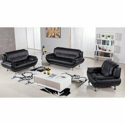 highland home 3 piece sofa set