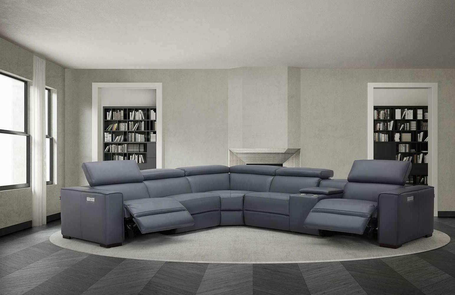 j and m furniture picasso blue gray