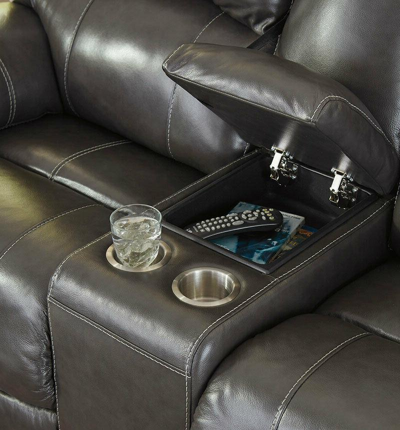 Living Sectional - Power Chaise Set F1K