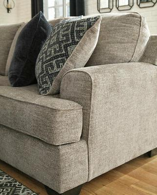 NEW Modern Room Furniture - Sectional Couch IG0X