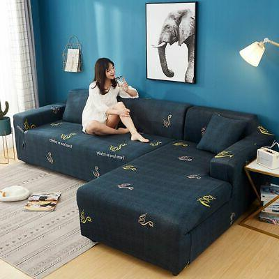 New Sofa for Sectional Elastic Sofa Cover