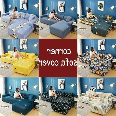 New Slipcover Sectional Sofa Couch