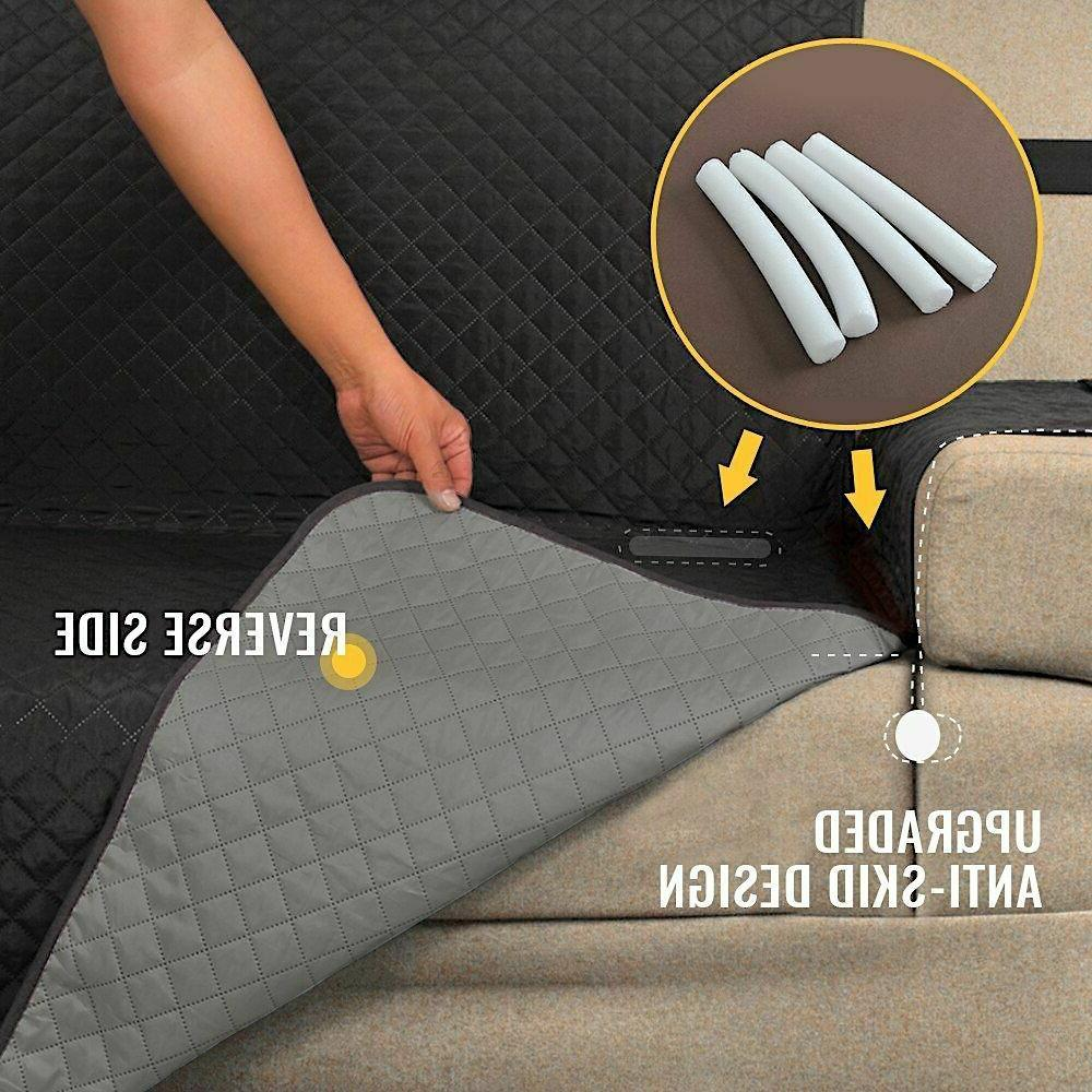 Sofa For Dogs Livings Waterproof Quilted Recliner