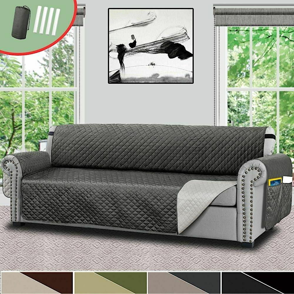 Sofa Dogs Livings Rooms Waterproof Quilted Recliner