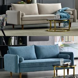 Linen fabric sofa couch Living Room Sofa Set Sectional couch