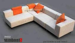 11PC Modern Design Fabric Sectional Sofa S3545-Z